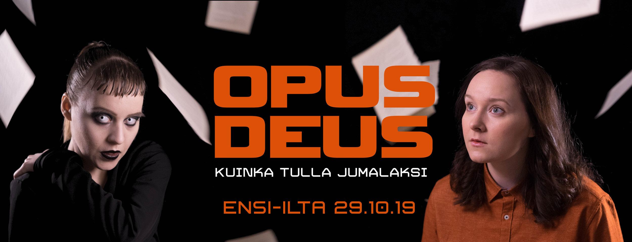 Opus Deus -musikaalin promokuva