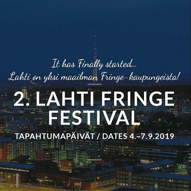 * 🔊Mitä: Lahti Fringe festival 🔊Missä: Lahden tori 🔊Milloin: la 7.9. Klo 16 *************************** Tuu fiilisteleen lauantaina torille, kun NYT esittää uutta musiikkia Opus Deuksesta! 😱🤘 #lahtifringefestival