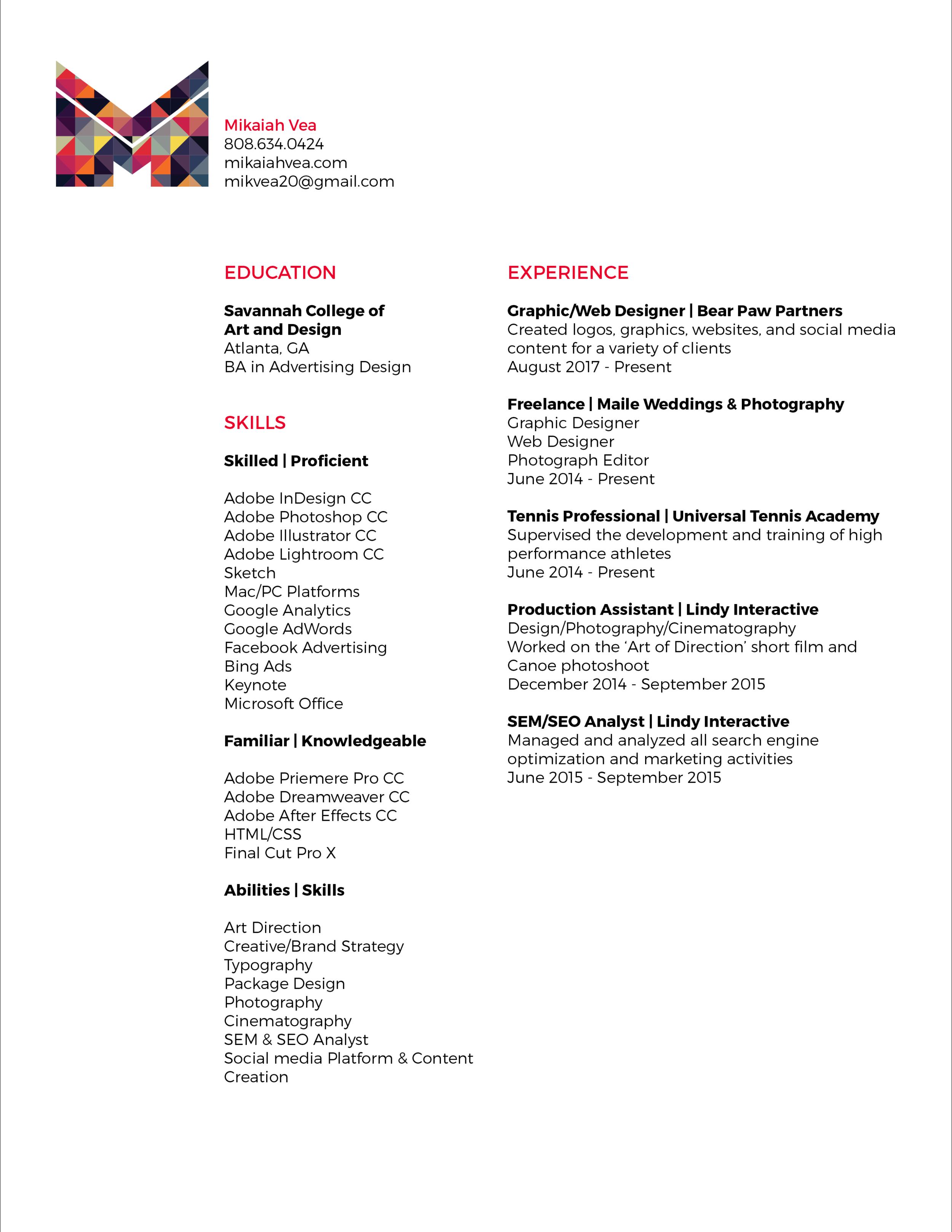 Mikaiah.Vea.Resume.2018.png