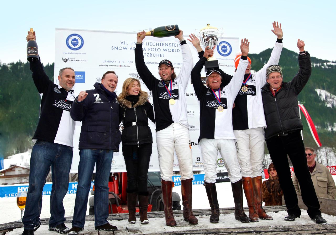 2009 Team Lanson  - Thomas Winter (GER), Uwe Schröder (GER), Christopher Winter (GER)