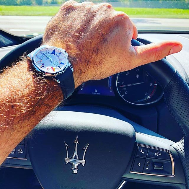 @titogaudenzi on his way to @kitzbuehel_tirol for the #snowpoploworldcup with the official timepiece @corumwatches @corum_deutschland in the official automotive sponsored #levante @maserati @maseratiat @Maserati_de. #snowpolo #kitzbühel #kitzbuehel #snow #polo #poloplayer #kitzpolo #titog #maserati #levante #automotive #officialautomotive #corumwatches #craftyourdreams #officialtimepiece #corumpolo #maseratipolo #kitz #snowpolo2019 #officialtimepiece