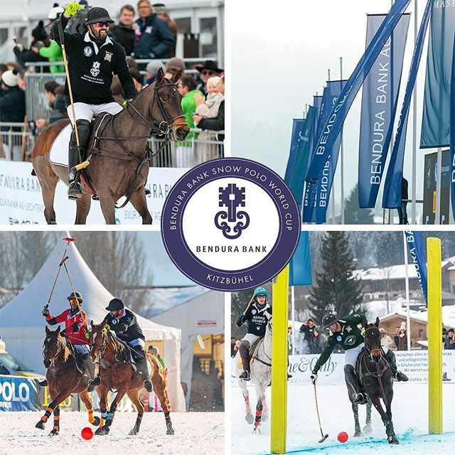 Which team will win the Bendura Bank Snow Polo World Cup in 2019? We will find out soon! #kitzpolo #snowpolo #kitzbühel #kitzbuehel #tirol #snow #polo #bendurabank #worldcup #pololifestyle #poloplayer #polopony