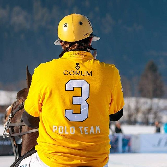 We are happy to announce today that @corum_deutschland @corumwatches will support our Snow Polo Tournament also in the next years.  @patrickmaleitzke #kitzpolo #snowpolo #snow #polo #kitzbuehel #kitzbühel #corum #corumwatches #craftyourdreams #uhrenliebe #luxury #pololifestyle