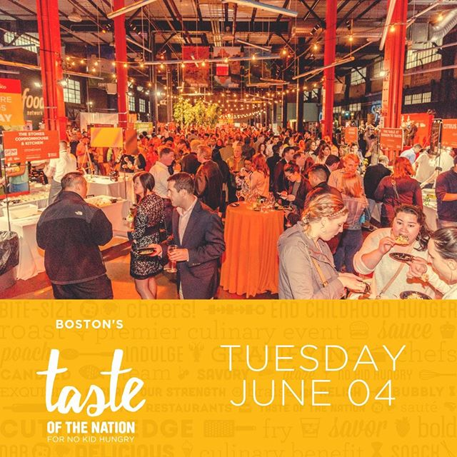 Don't miss us at Boston's Taste of the Nation on Tuesday, June 4th! 100% of proceeds will support the #NoKidHungry campaign's work to end childhood hunger in America. Our books will be part of the auction tomorrow night. Hope to see you there! ⠀ ⠀ Tickets: nokidhungry.org/boston #BostonTOTN #NoKidHungry