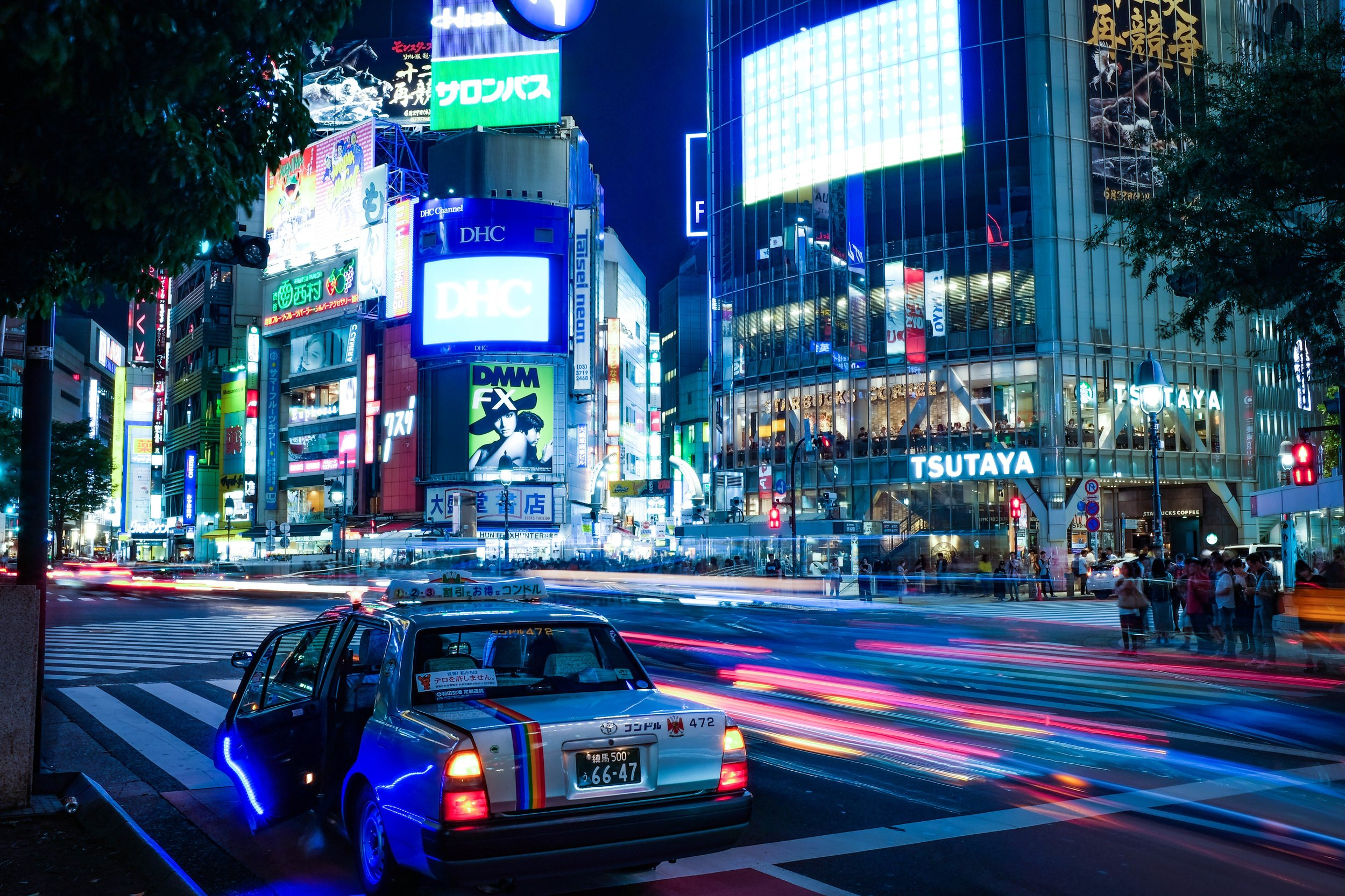 TOKYO IS KNOWN FOR ITS SCI-FI CITYSCAPES. CREDIT: ALEX KNIGHT / SHUTTERSTOCK