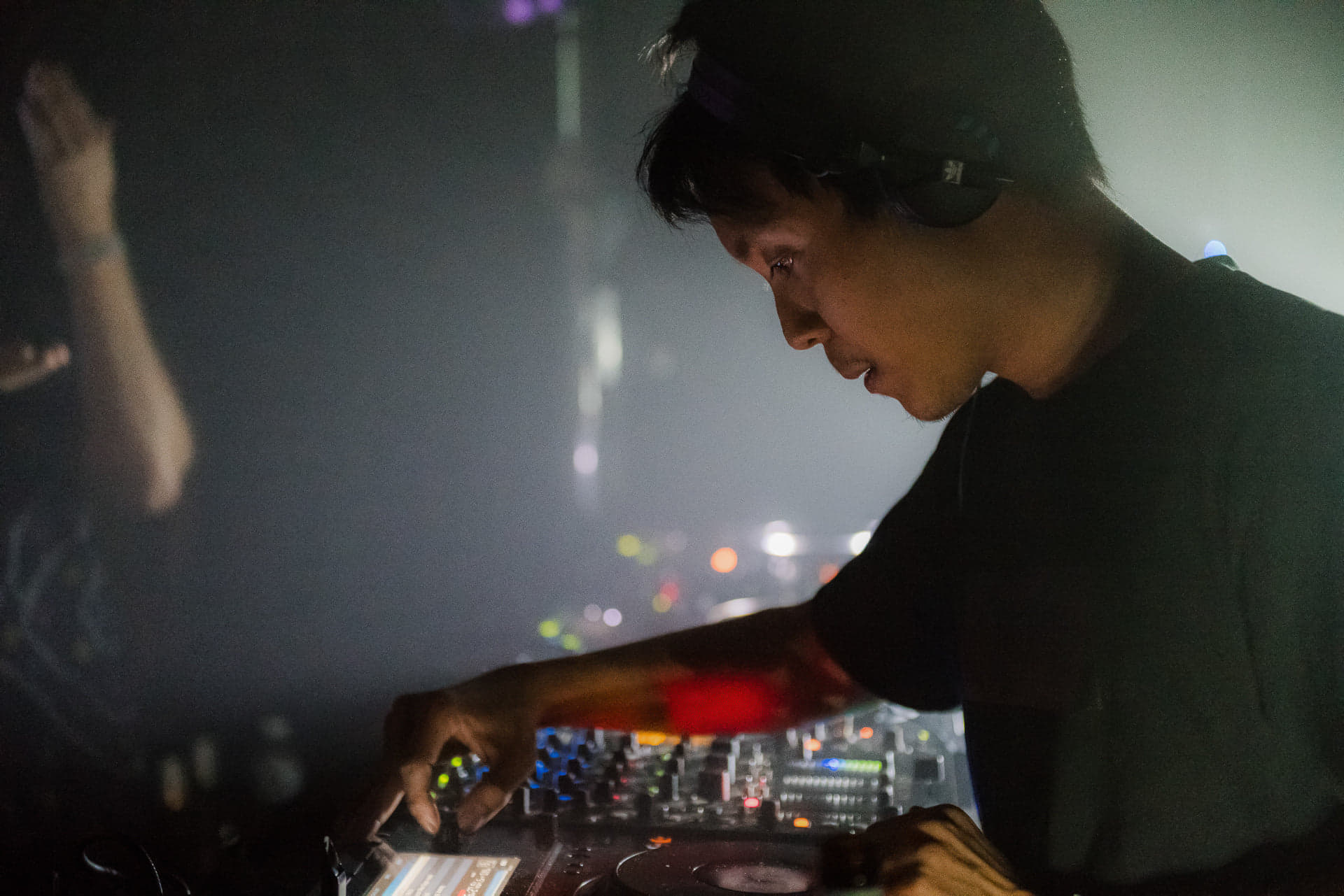 DJ Korn fights for Bangkok's right to party - Pushing forward Bangkok nightlife, amid curfews and crackdowns.