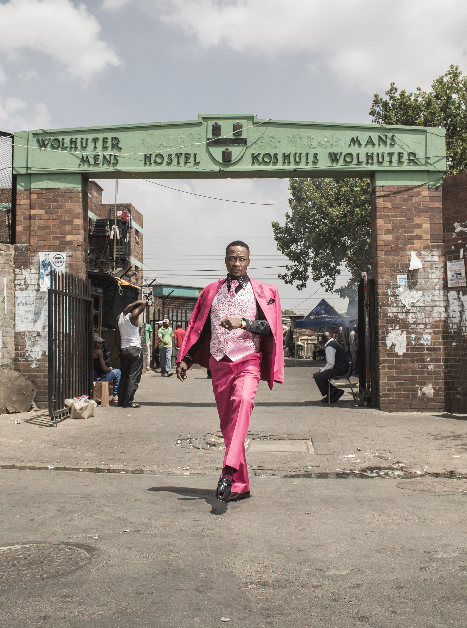 perspectives: My experience as a swenka - Siphosethu Siyabonga Ngobese, 36, explains why swenka is a subculture worth preserving.
