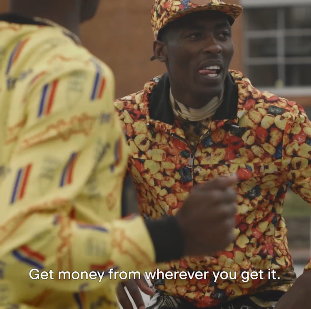 Counterculture Episode 03: Izikhothane - Expensive clothes shredded and cash burned. Are South Africa's material boys rotten or only misunderstood?