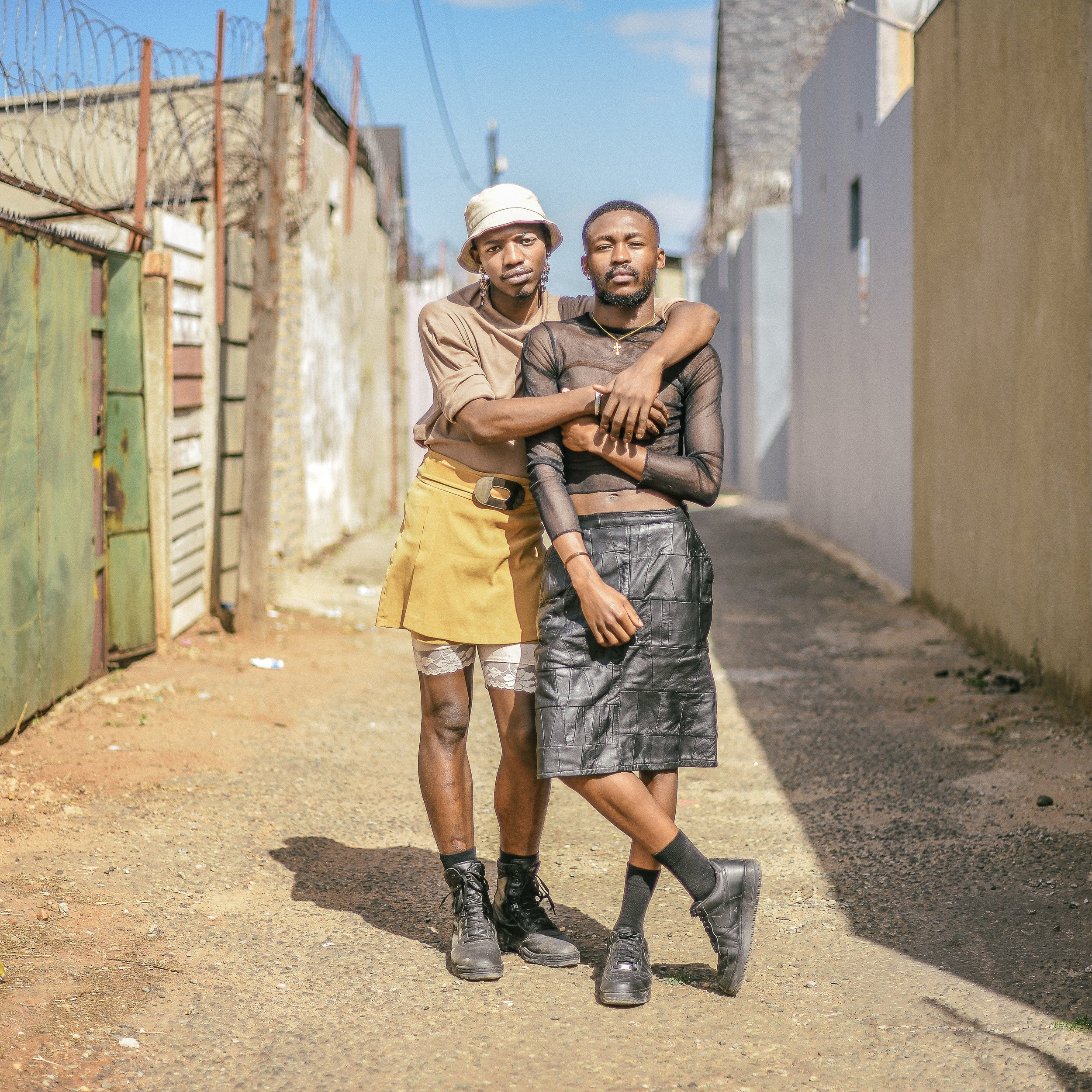 faka won't be ignored - The musical duo is redefining what it means to be black and queer in South Africa.