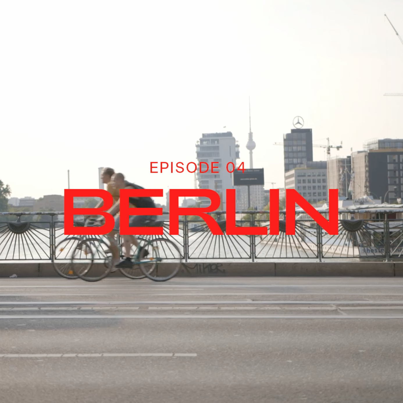 Young Bloods Episode 04: Berlin - These up-and-coming innovators are feeding off Berlin's creative energy and making it their own. Stay tuned for the release on May 27.