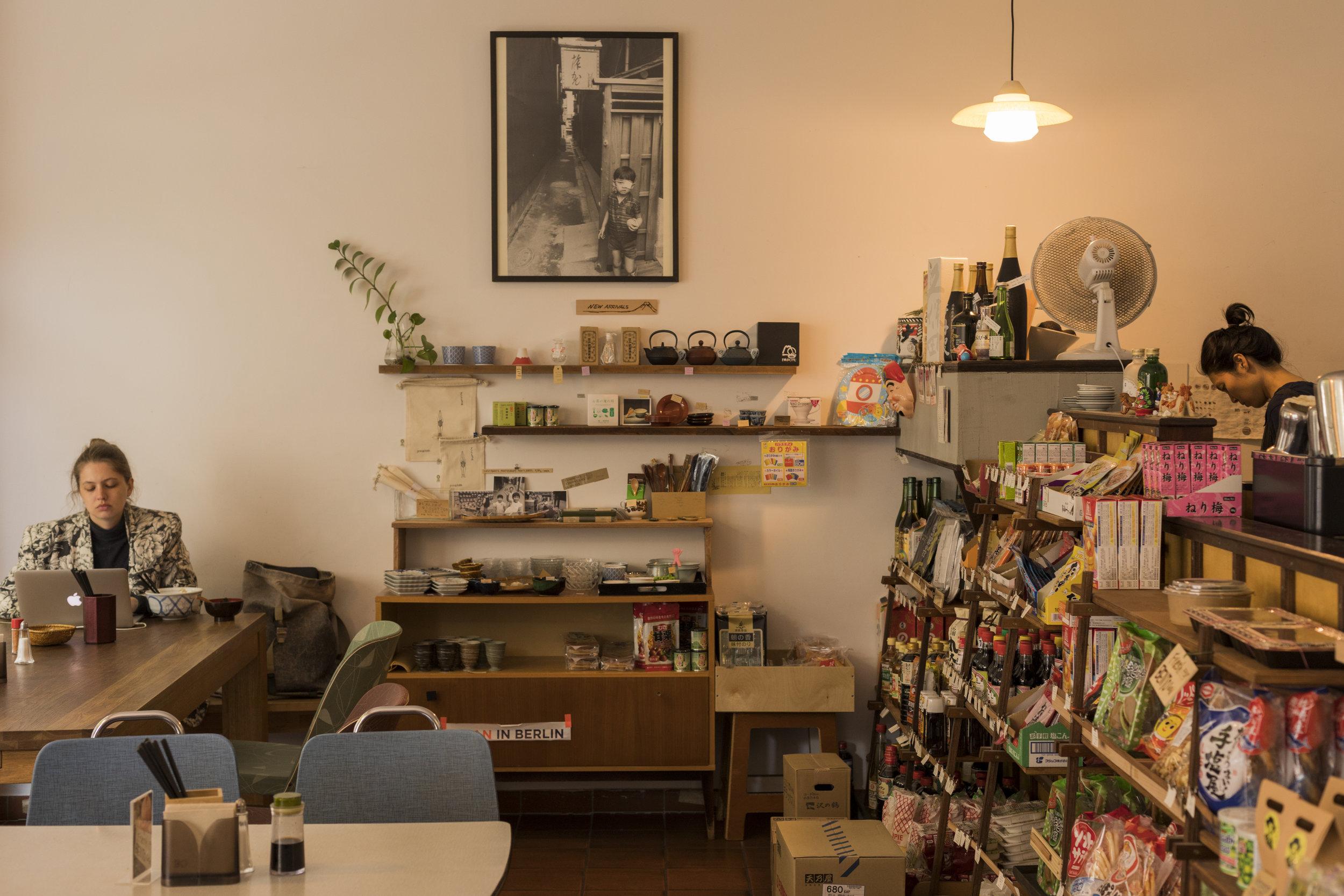 JAPANESE CAFÉ SMART DELI. CREDIT: HARIT SRIKHAO FOR LURE
