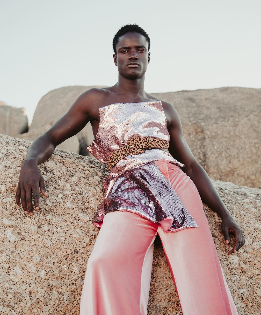 Designer Nao Serati's Gender-bending Garments - The South African designer is one of the many young creatives shaking the table in the Rainbow Nation. Get to know Nao Serati in Young Bloods 03: Johannesburg.