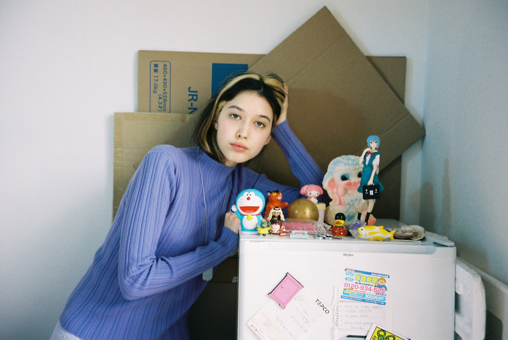 Ahida Agirre's favorite things - The Tokyo-based photographer is one of the young artists of all genders who celebrate softness on Curated by Girls.