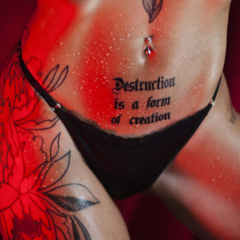 It's a man's, man's, man's world no longer - Photographer Eme Sofia refuses to submit to the male gaze.⁣ Her self portraits, featured on Pornceptual magazine, are equal parts self expression and erotic art.⁣ Meet the co-founders of the Berlin-based sex party in Young Bloods: Berlin.