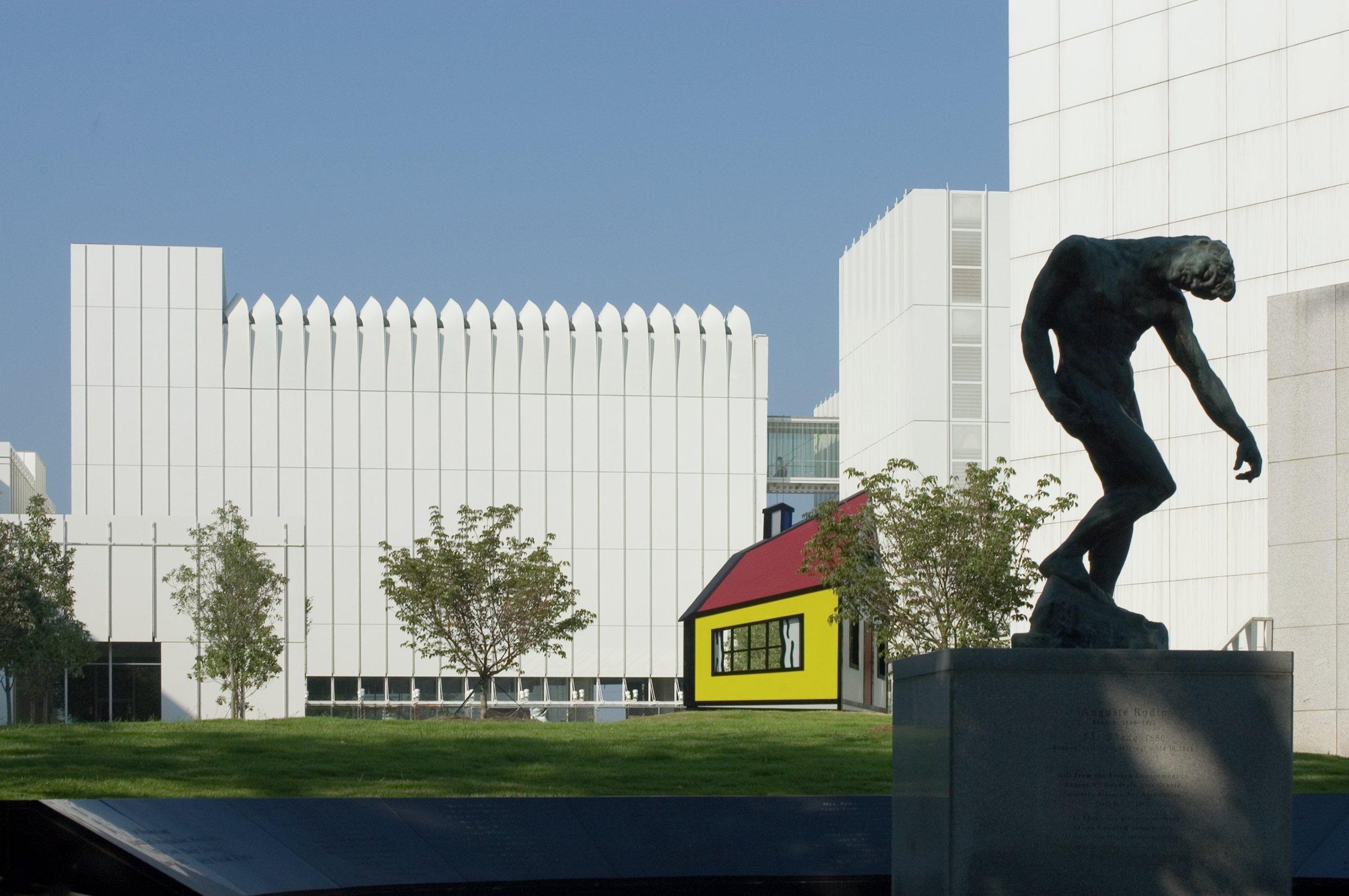 ATLANTA'S HIGH MUSEUM OF ART. CREDIT: JONATHAN HILLYER/HIGH MUSEUM