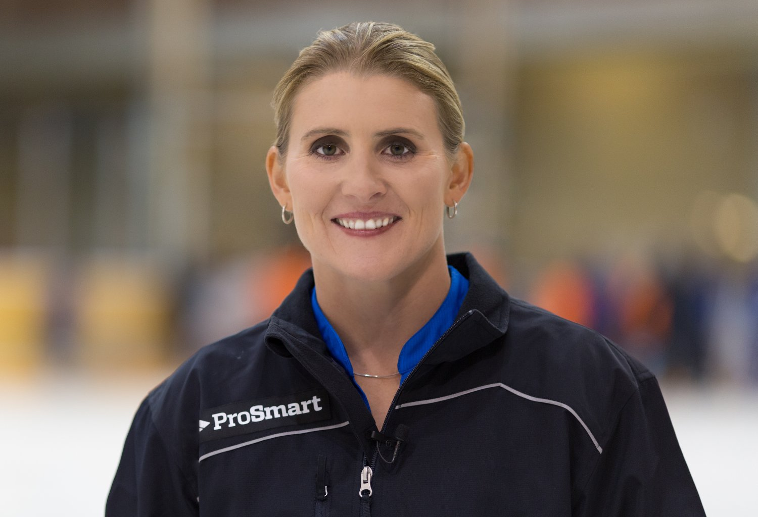 Hayley Wickenheiser  - 4-time Olympic Hockey Gold Medalist'I'm excited that all players and coaches will have access to such great development resources year after year through Sportgo!'