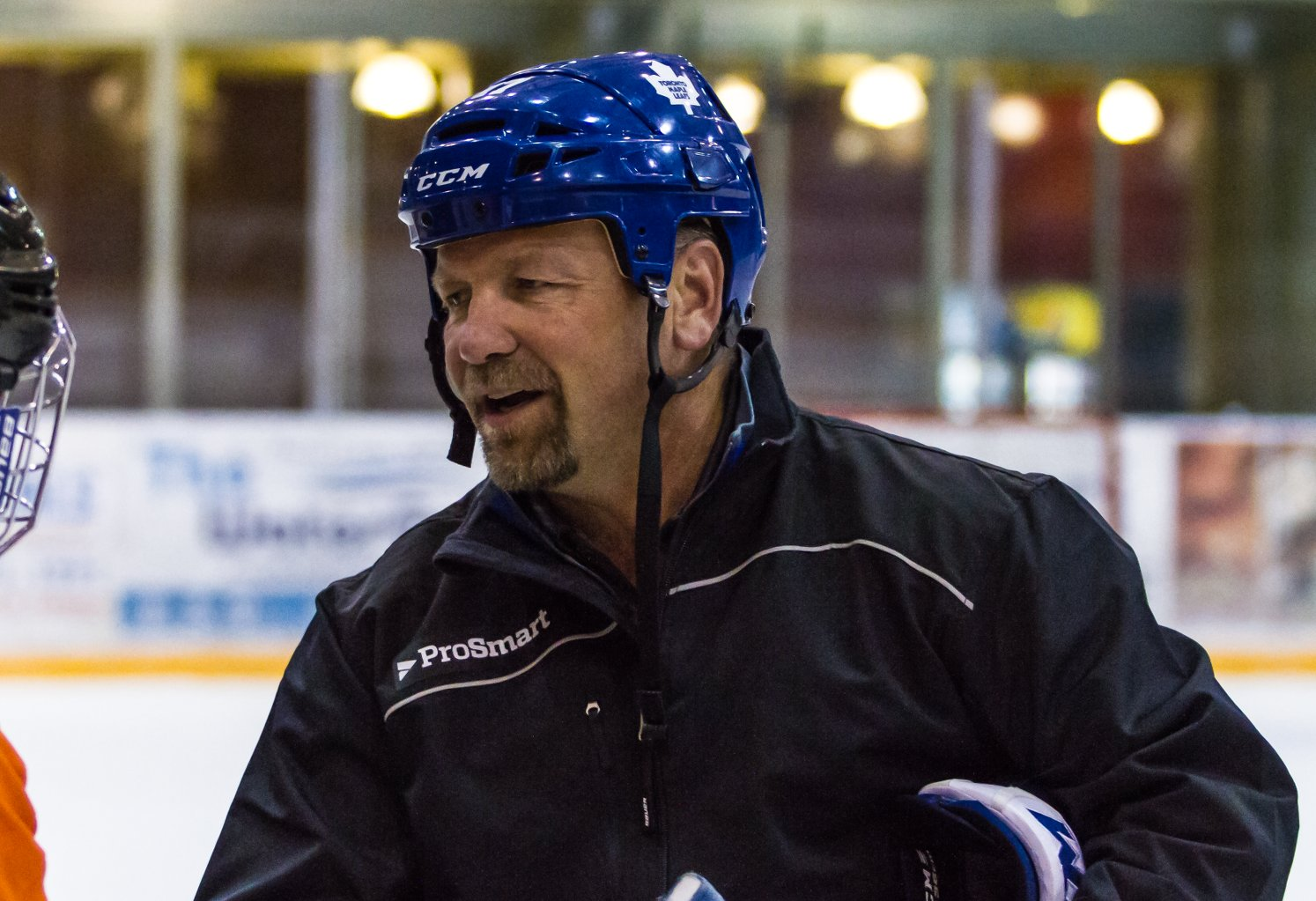 Wendel Clark - 15 Season NHL veteran 'Sportgo gives me a chance to give back to the game I love  and be a part of something  new and innovative. It's exciting to now have an online system that keeps everyone on the same page.'