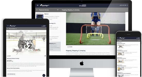 Our Design - Our redesign created a faster, smarter and more agile platform for coaches, managers, parents and players. After all, sports are meant to be played on the go, just like you are!You can now create events, develop your skills and find your next game all from the same home dashboard.