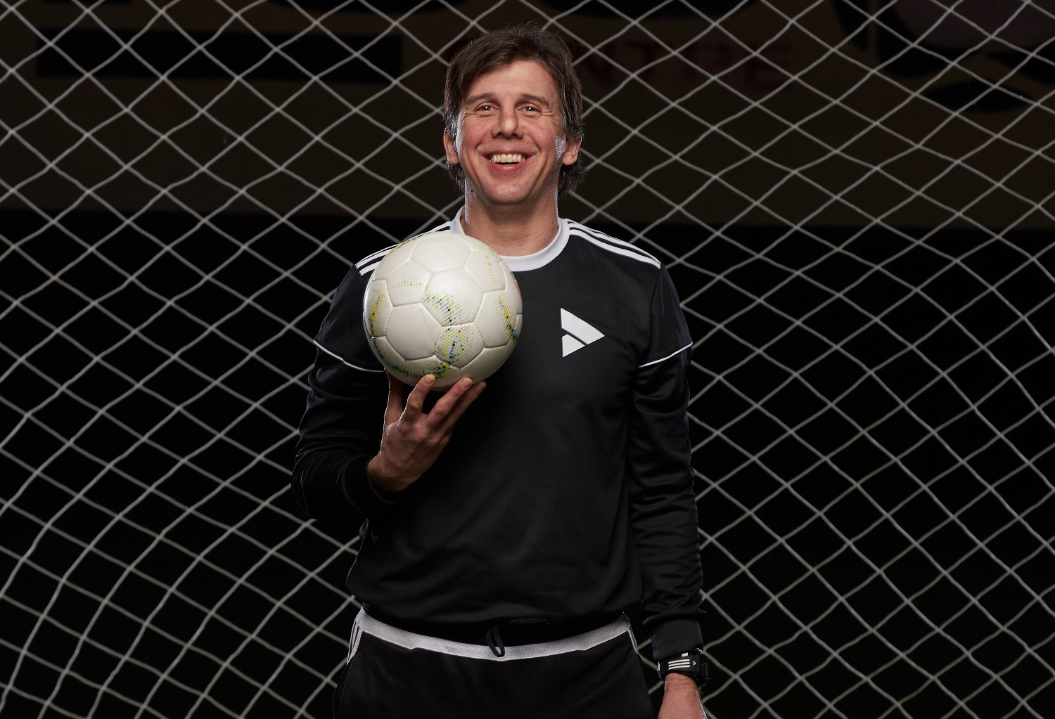 Nick Dasovic - Canadian Soccer Hall of Famer'Whether I'm coaching professional players or kids it's about developing a connection with the sport. That's what we've done when we created the Sportgo Learning System.'
