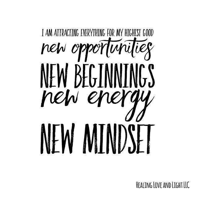#newbeginnings #newopportunities #newmindset #newenergy #newmoon #healing #love #light #healinglovelight
