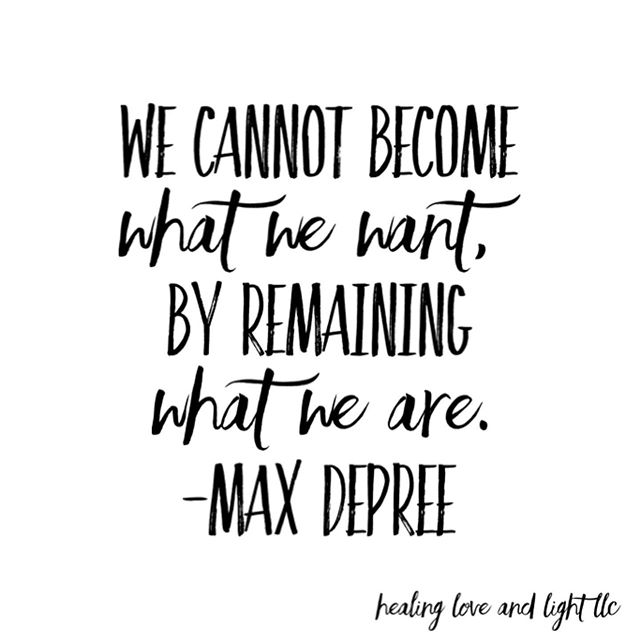 We canning become what we want, by remaining what we are. You do you! Become who you are meant to be, who you've always wanted to become! #healing #love #light #healinglovelight