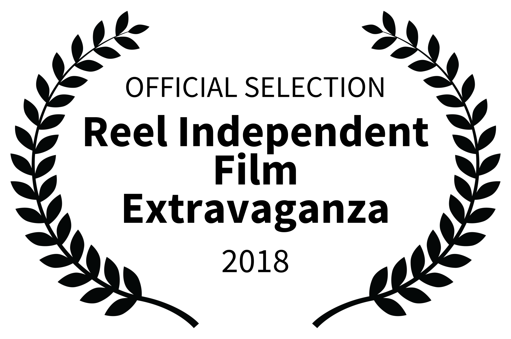 OFFICIAL SELECTION - Reel Independent Film Extravaganza - 2018.png