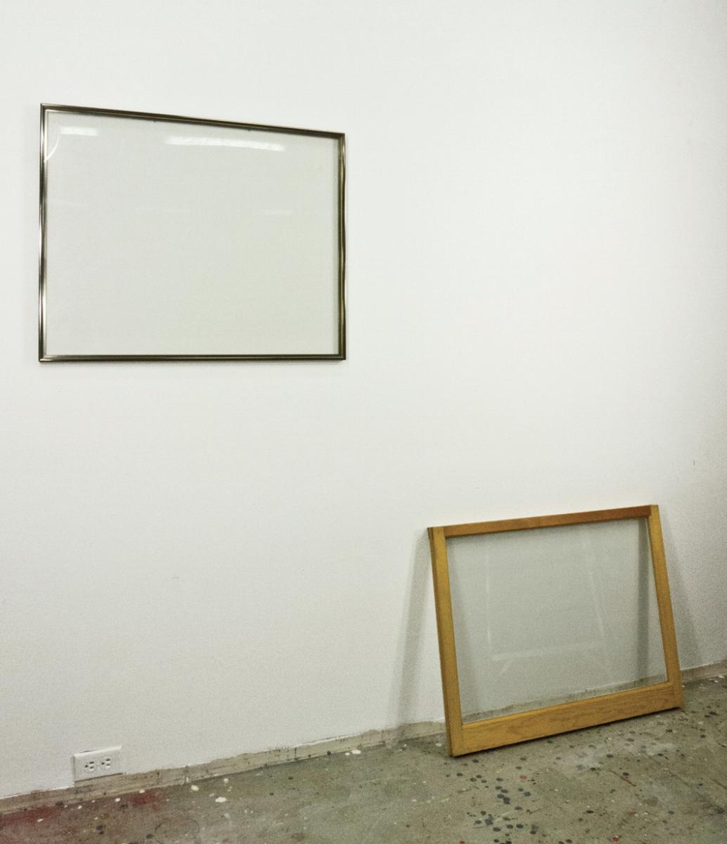 Window (Set IV)  (presented on ground)