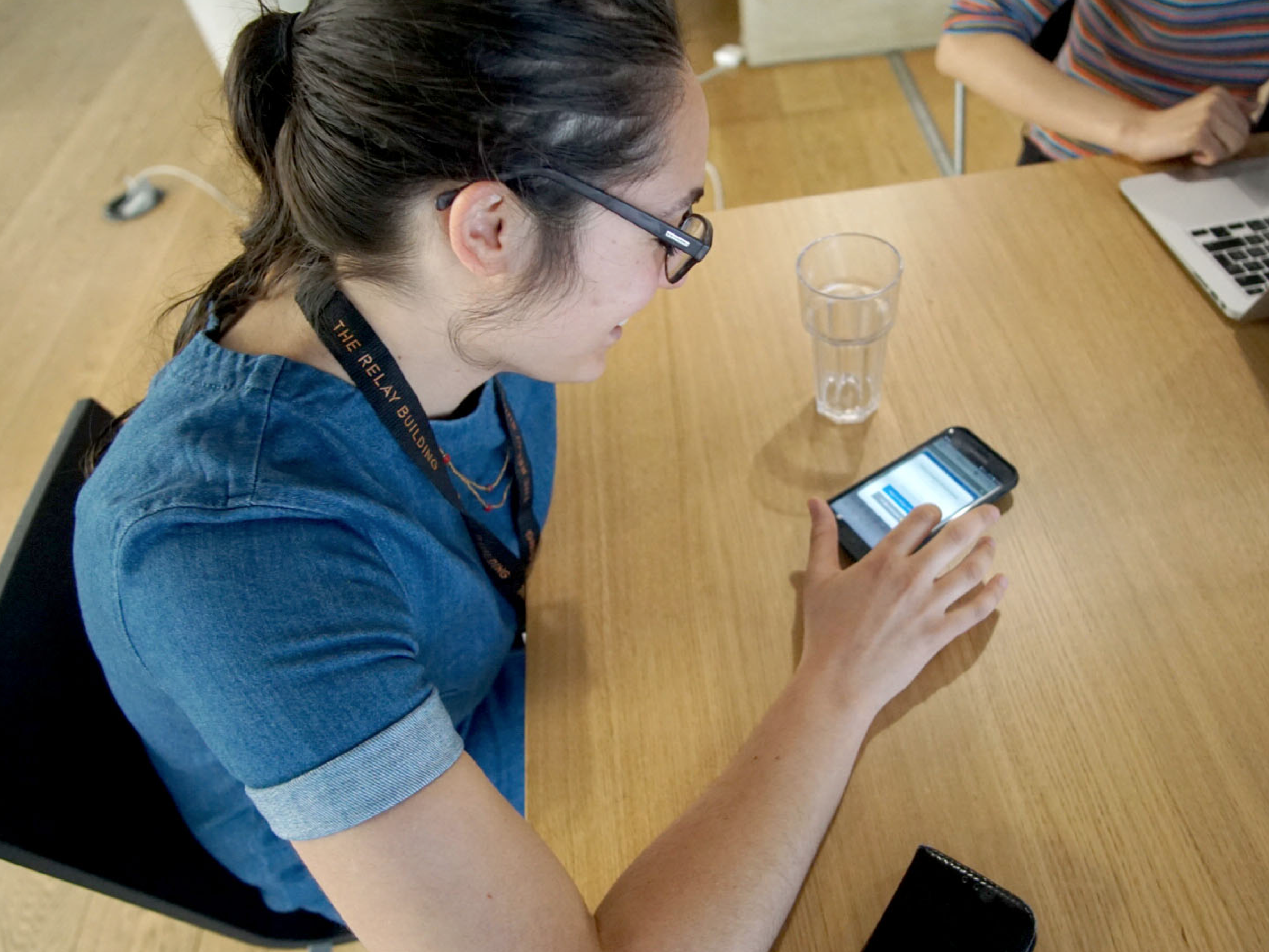 User research - We spoke to 10 hospital-based junior doctors, all of whom currently work either 'bank' or locum shifts. For each participant we conducted 15-minute task-based app usability testing (on the existing app) and then 30-minute user interviews (about their current experience booking 'bank' shifts).