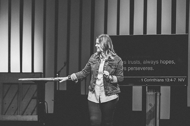 """When guilt says you'll never measure-up, God says you're already enough""  Hope you were there to catch Trisha's  message on Mother's Day! If not, catch up under the WATCh tab on the website or over on the app! (You haven't downloaded it yet?!) Make sure you're all caught up for the final week THIS Sunday as we wrap up Hope is Here series - 9:30a + 11:00a #columbushasaname  #polarischurch"