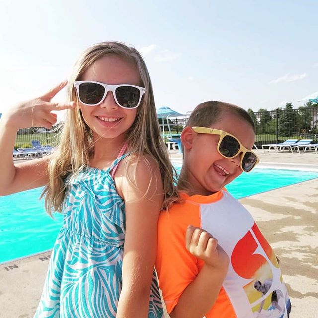 The sunglasses craze is back! Grab your glasses on Sunday and share photos of your summer! Use the hashtag and we'll be sharing ☀️ #summersatpolaris
