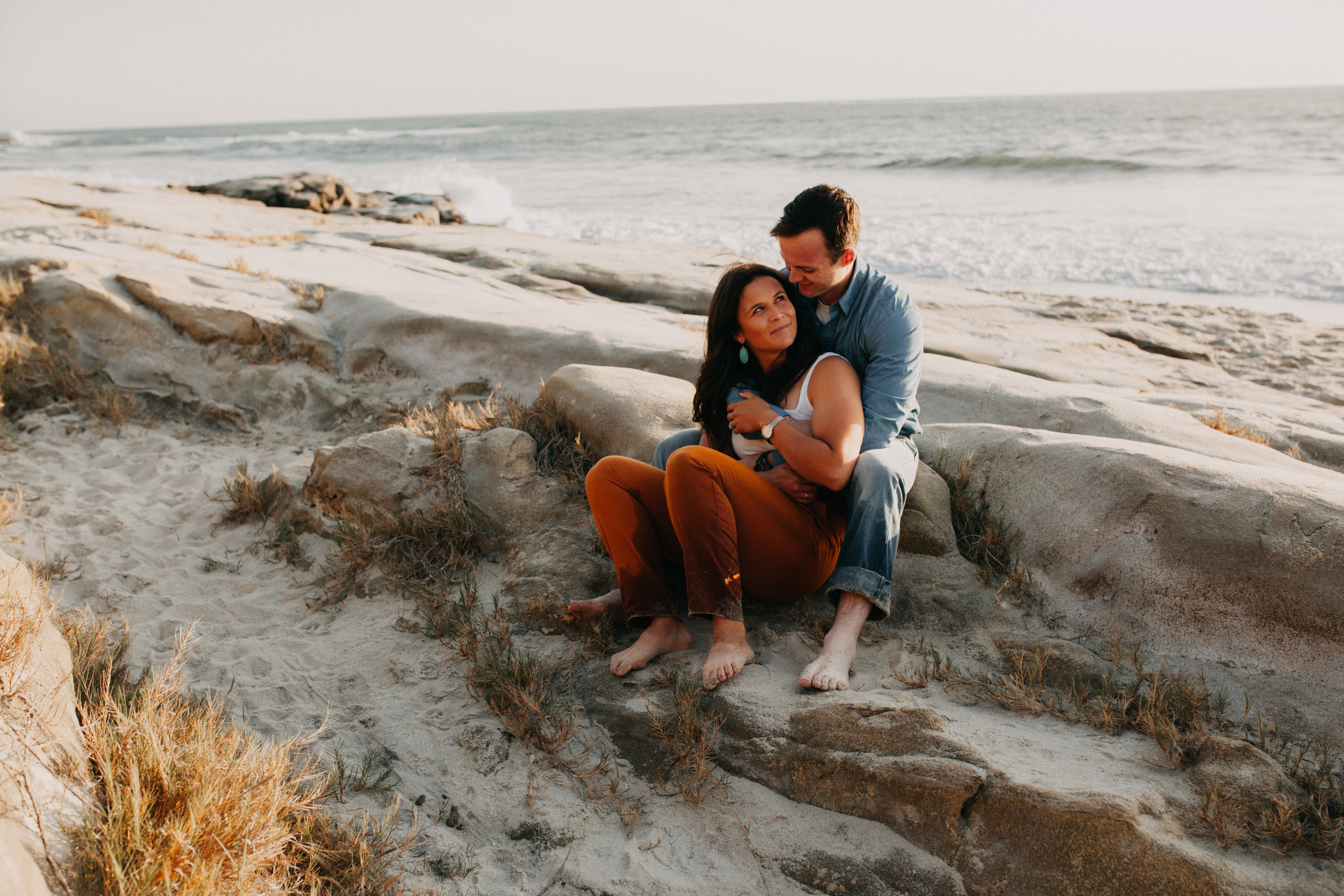 pink feather photography- Wind and Sea beach engagement shoot  (94 of 152).jpg