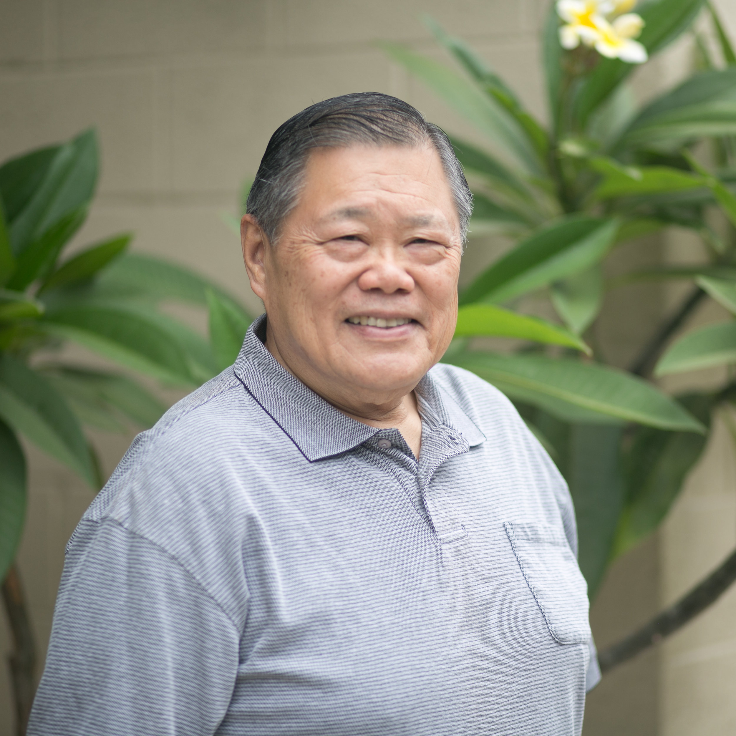 Burton Wong