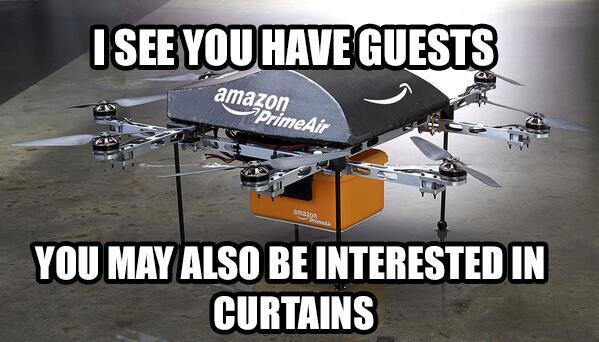 Amazon Prime Air Meme