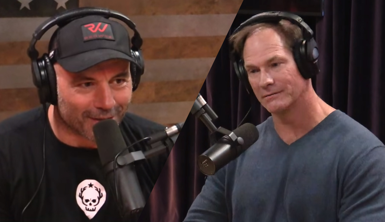 Recently featured on Joe Rogan Podcast