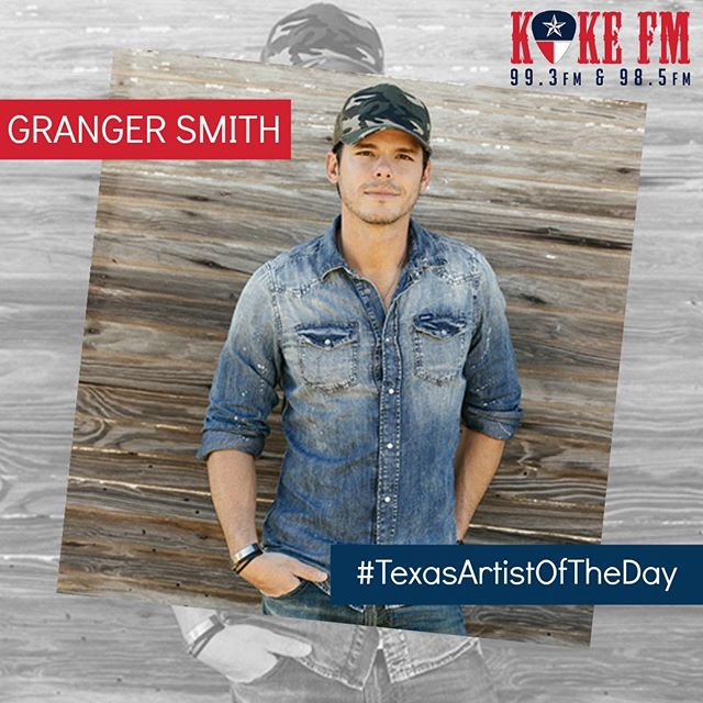 Singer, songwriter, actor, husband, father, entrepreneur, philanthropist AND the KOKE FM #TexasArtistOfTheDay? He's @grangersmith. 🎤🎸