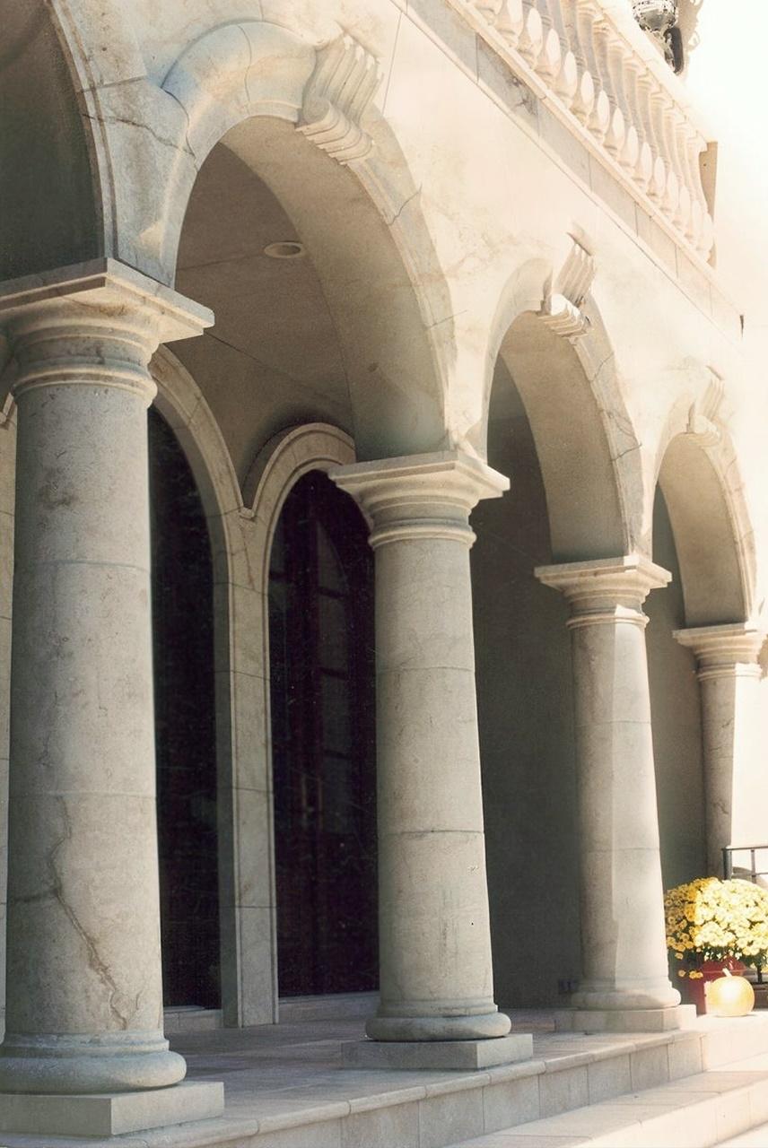 Macedonia Limestone  Columns.jpg