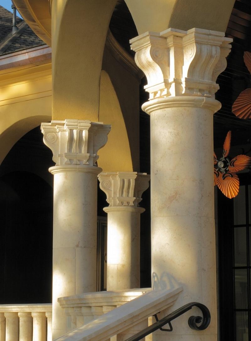 Macedonia Limestone Deco Columns.jpg