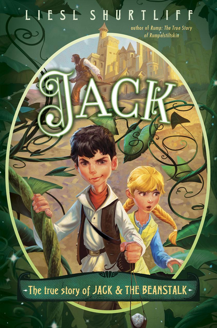 original cover of JACK