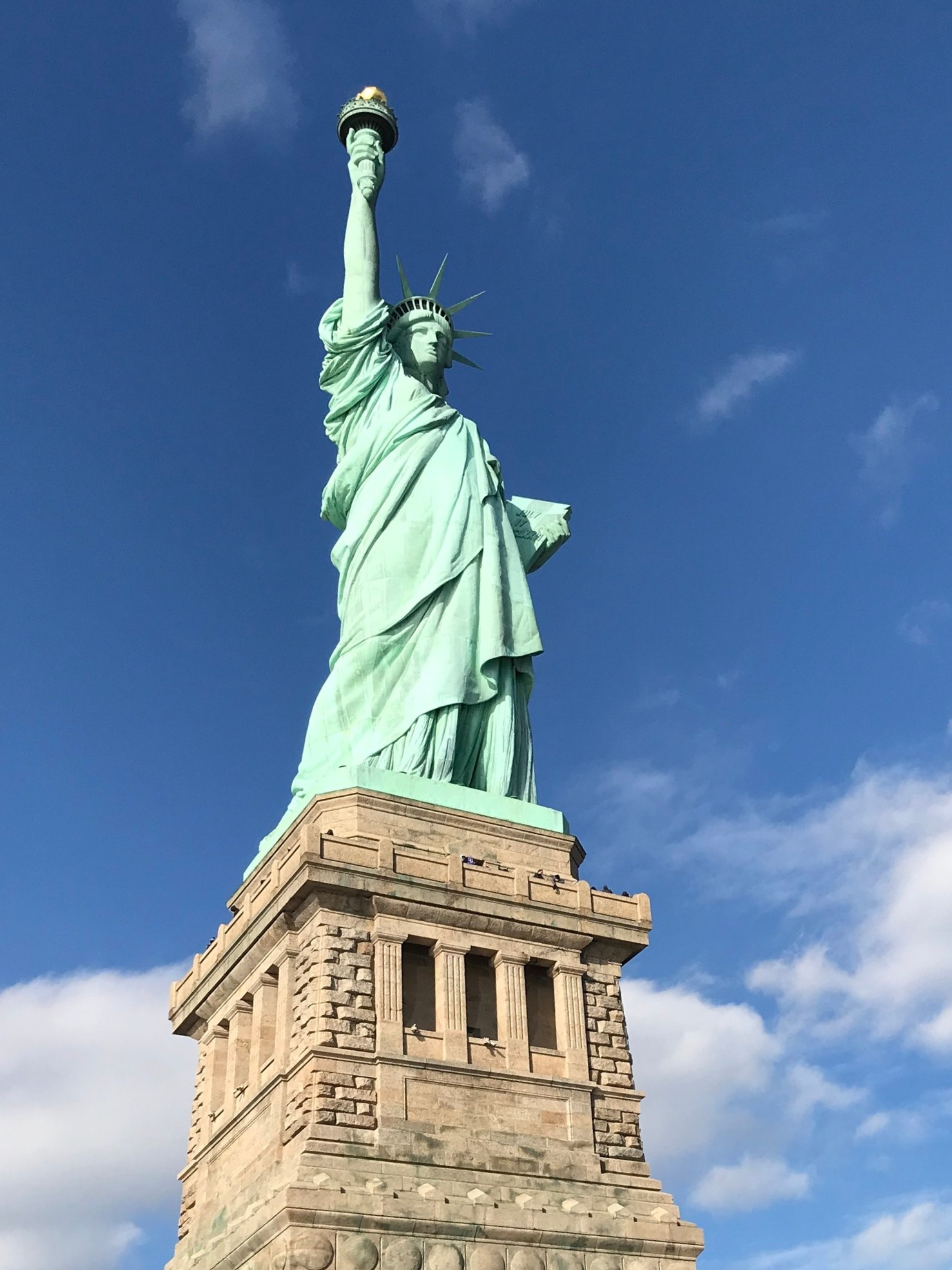 Statue of Liberty National Monument, New York City, NY