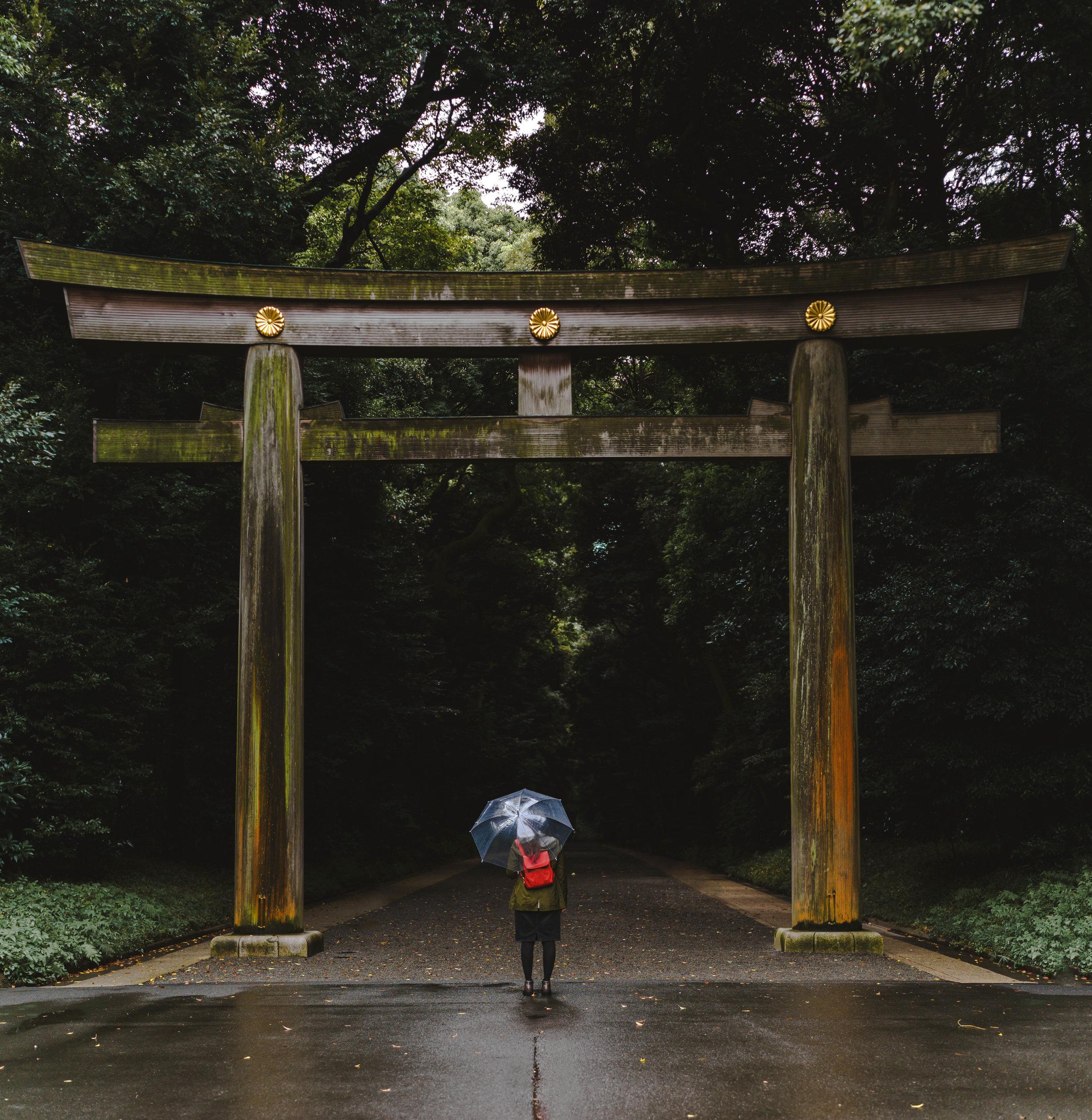 Meiji Jingu, Tokyo, Japan