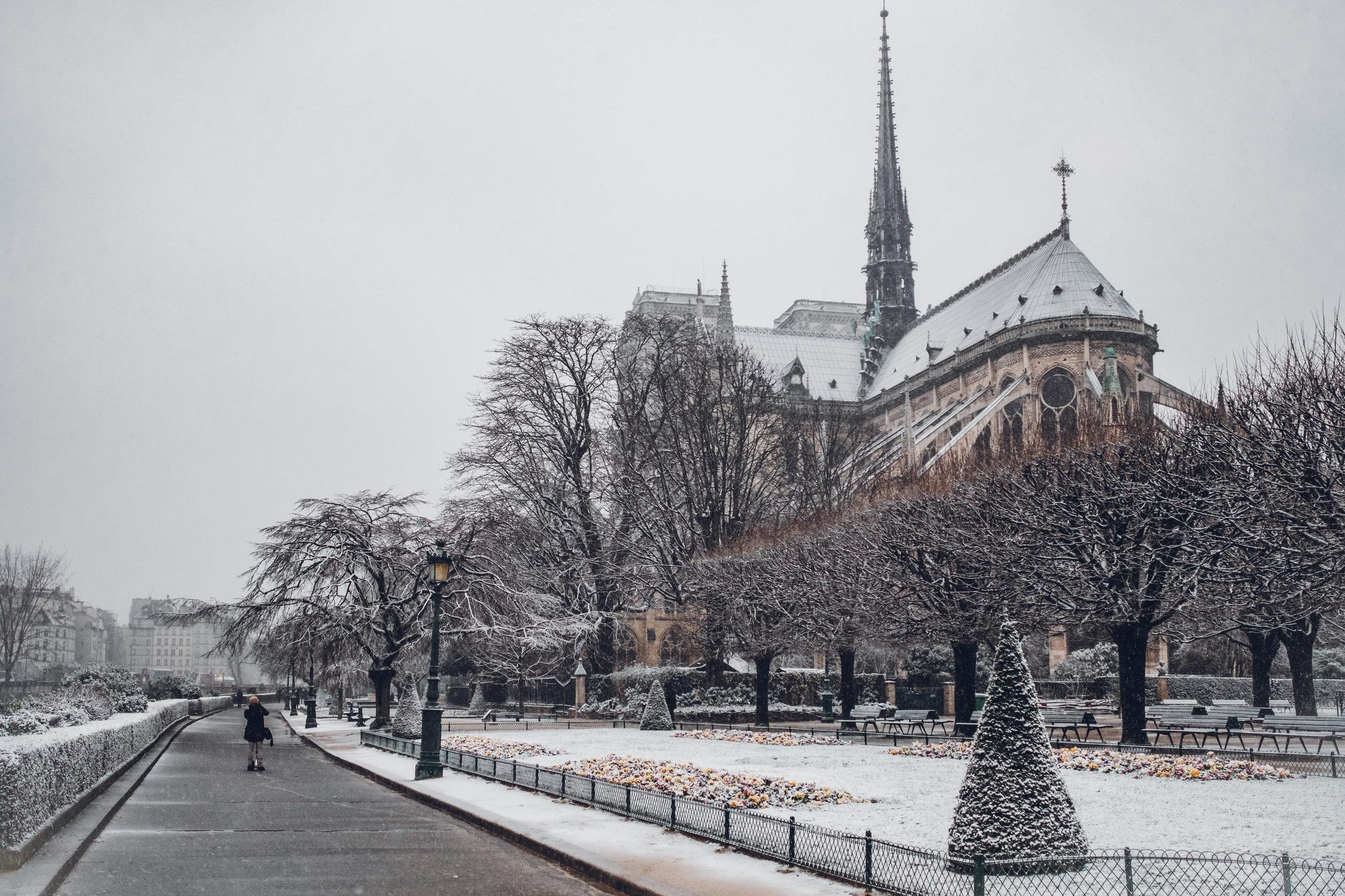 Notre-Dame de Paris, Paris, France