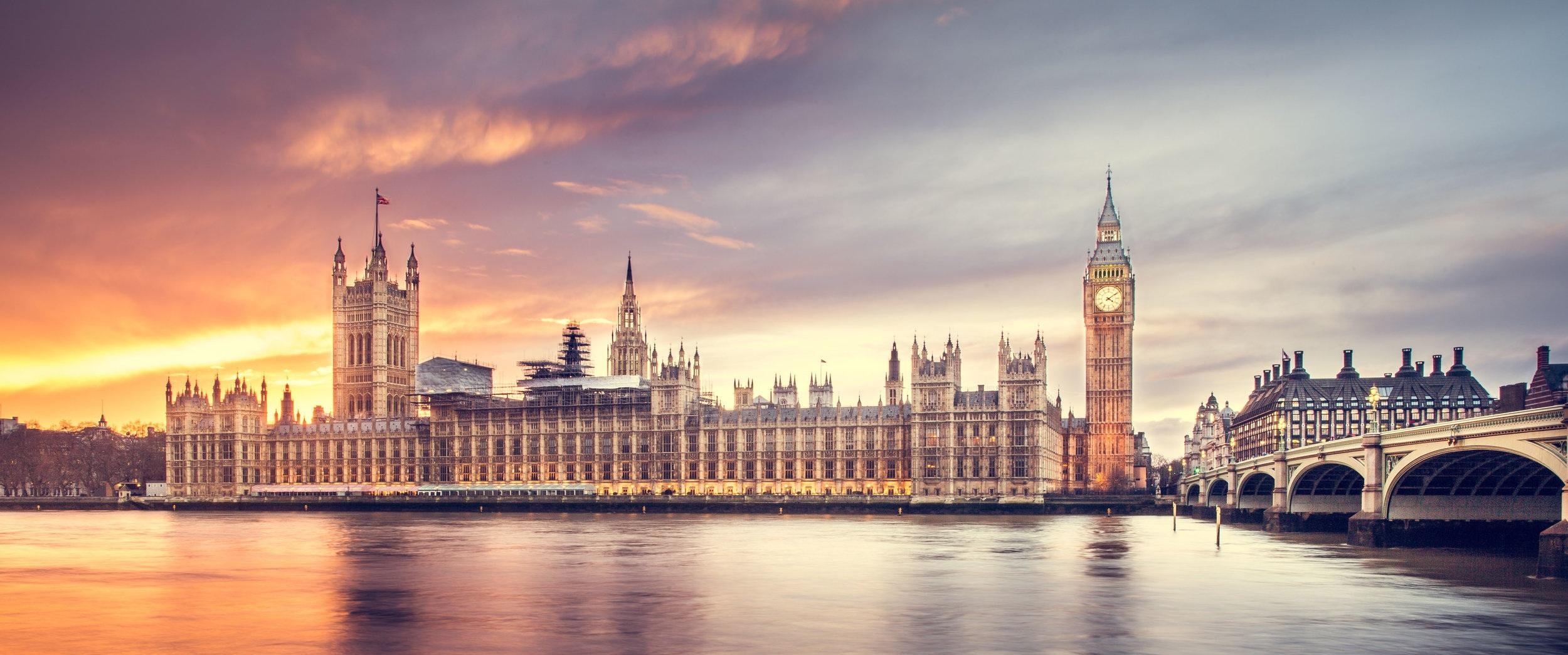 The Great Bell (Big Ben), London, England, United Kingdom