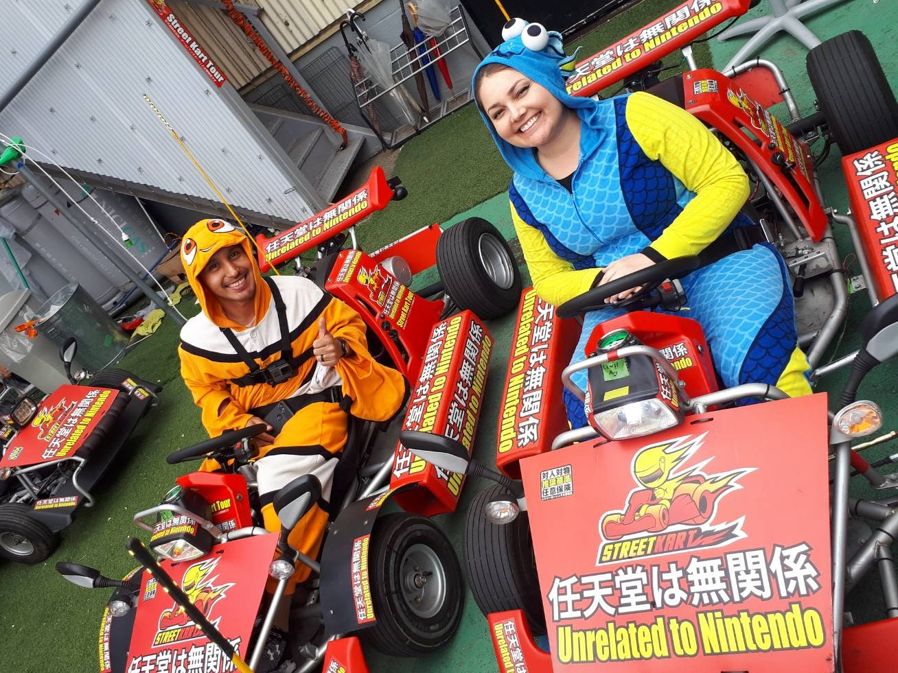 Tour Tokyo with go-cart tour company, Street Kart Tokyo Bay, for an unforgettable experience!