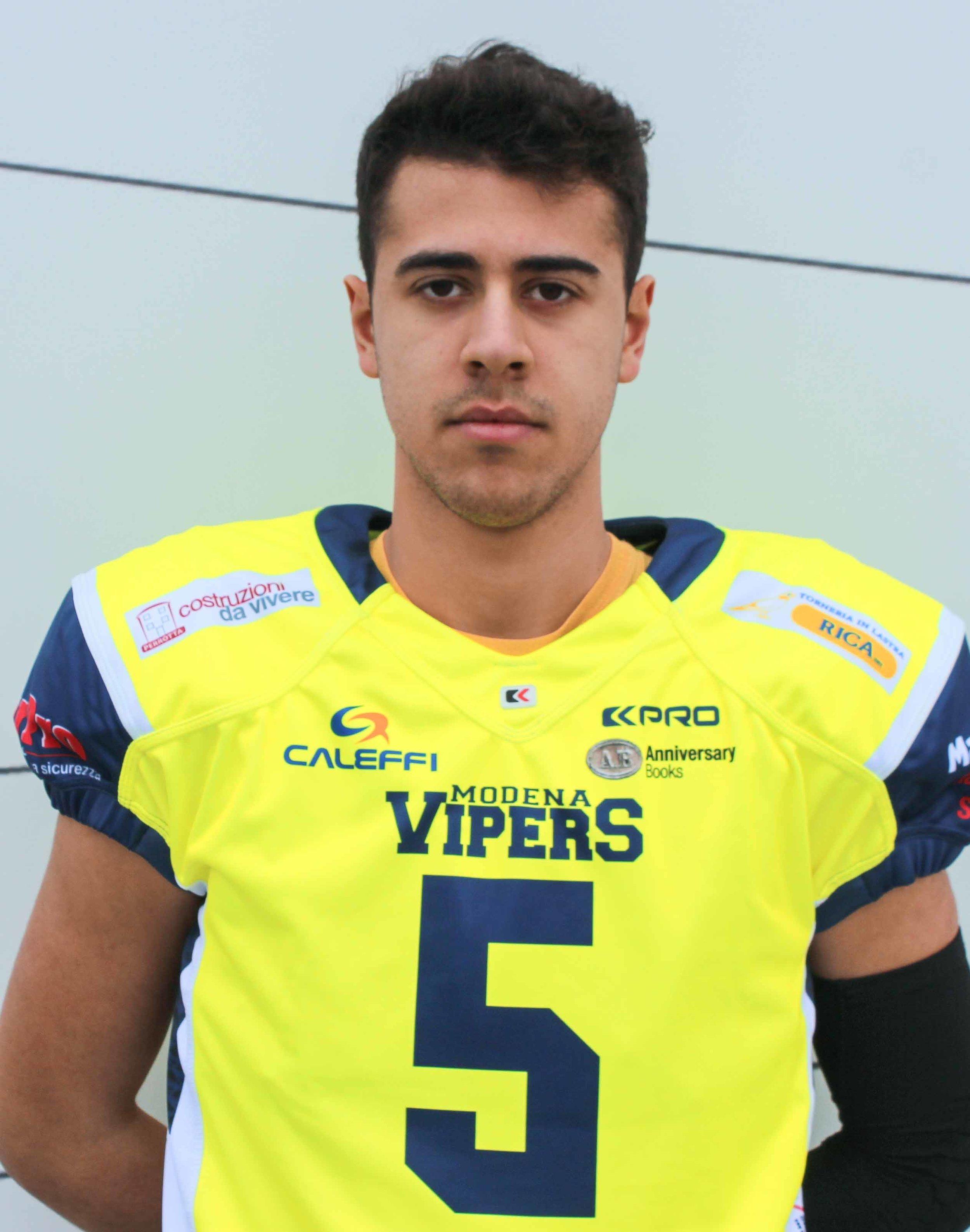 Leo Giuseppe #5 RB