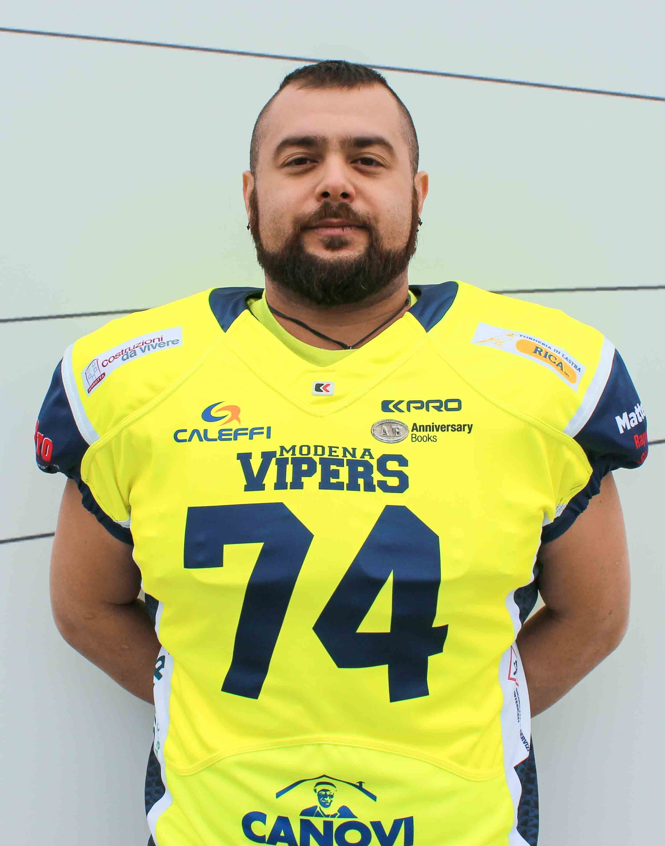 Briglia Marcello #74 DL