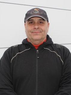 Head Coach - Steve Cavazzuti