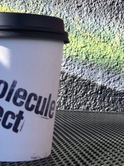 Featured Coffee Shop: The Molecule Effect