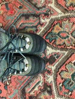 Hitting the Trails: Footwear Edition