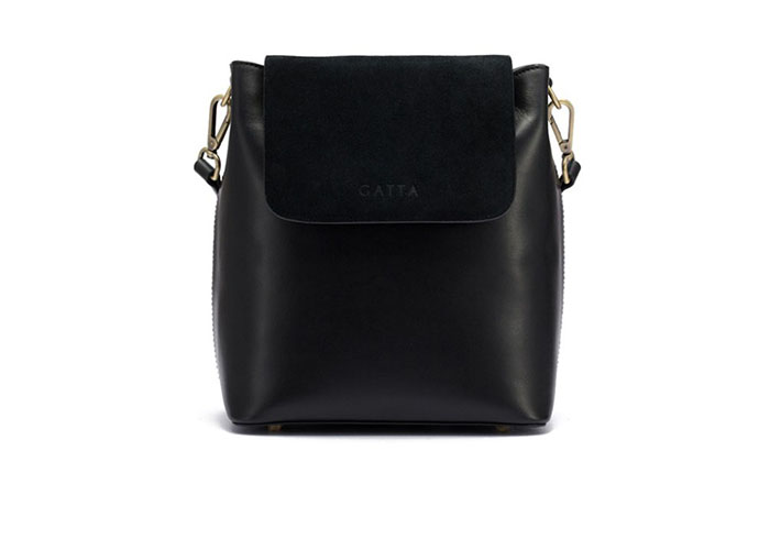 Stylish camera backpack for women