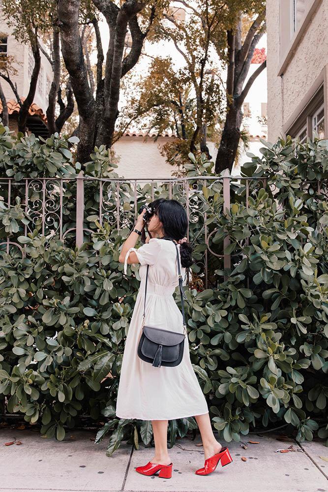 DSLR Camera bags for women